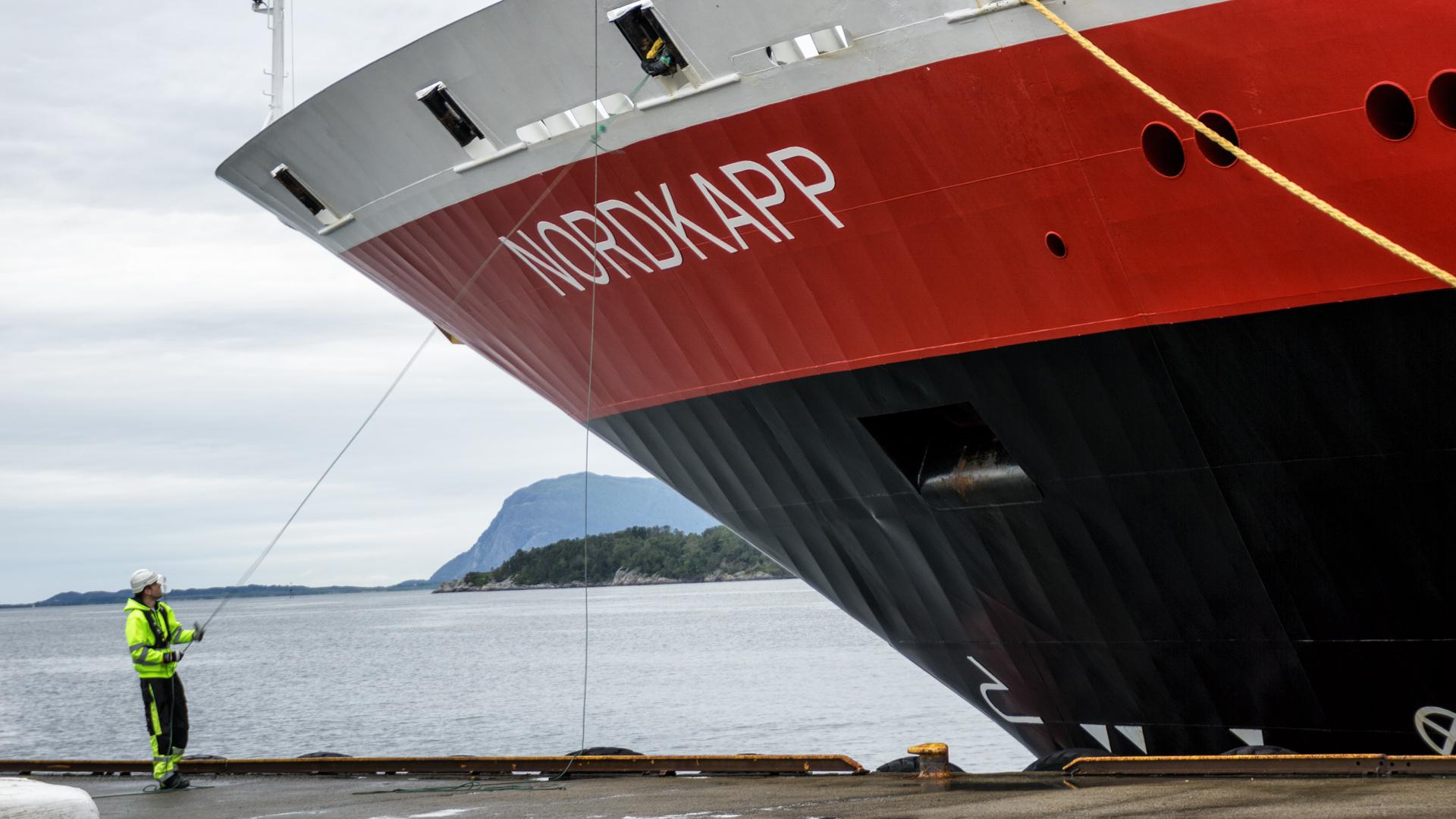 Hurtigrute Nordkapp