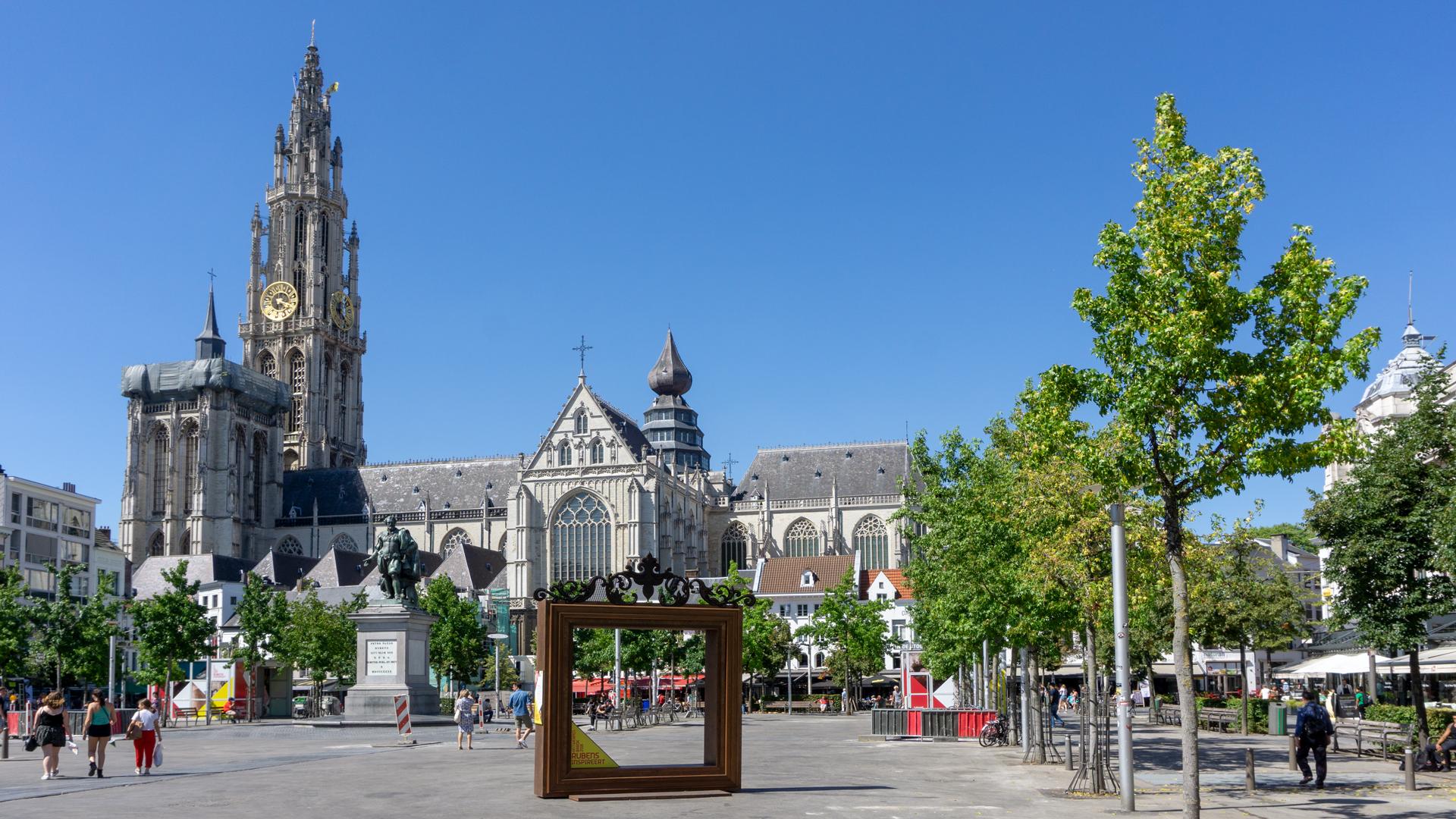 Reisefotografie - Belgien - Antwerpen