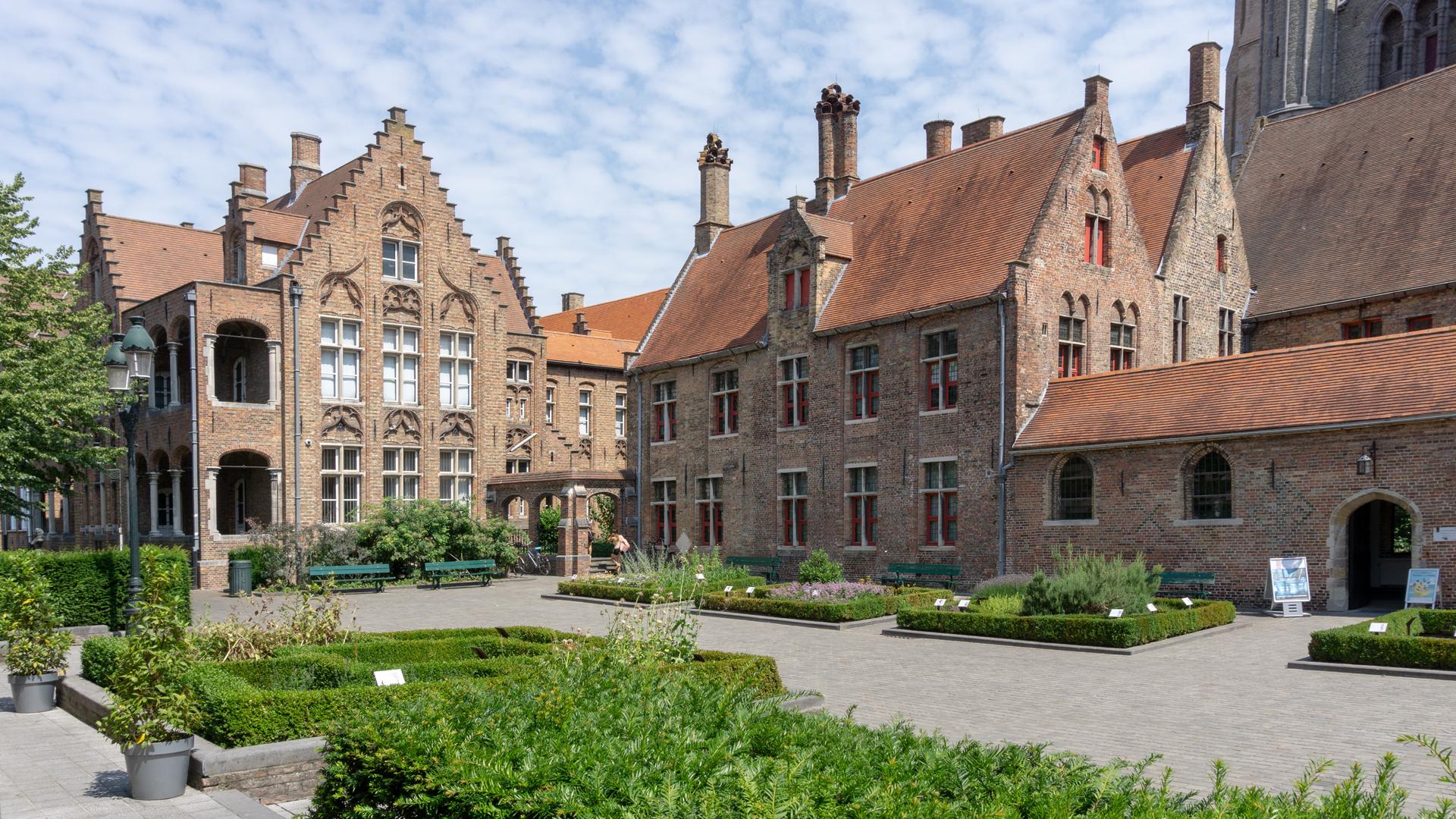 Reisefotografie - Belgien - Brügge