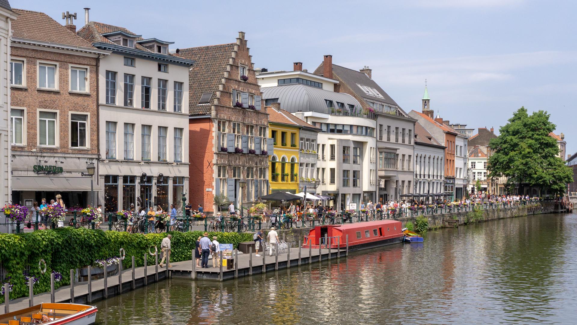 Reisefotografie - Belgien - Gent